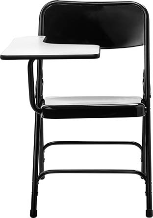 NPS Tablet Arm Folding Chair