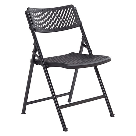 NPS AirFlex Premium Polypropylene Folding Chair