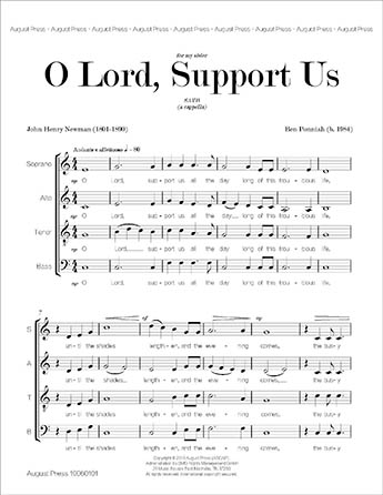 O Lord, Support Us