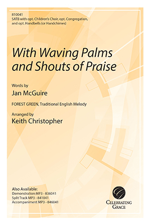 With Waving Palms and Shouts of Praise