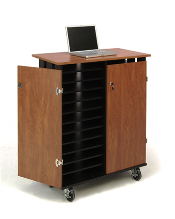 Laptop Charging Cart