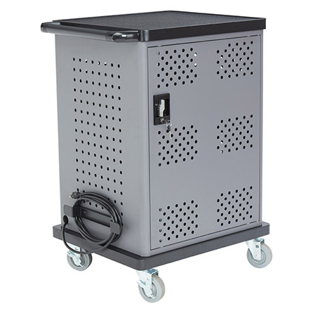 Duet Charging Cart for Laptop and Tablet