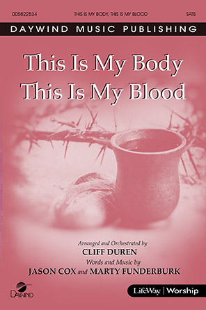 This is My Body, This is My Blood