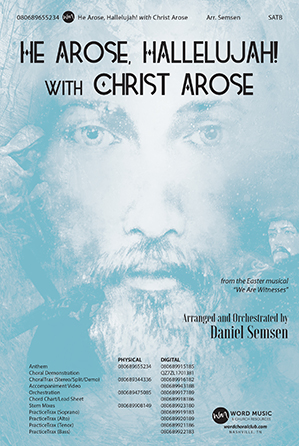 He Arose Hallelujah! with Christ Arose