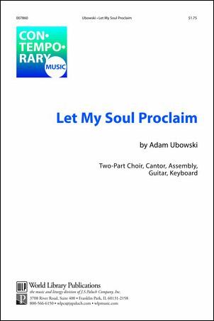 Let My Soul Proclaim