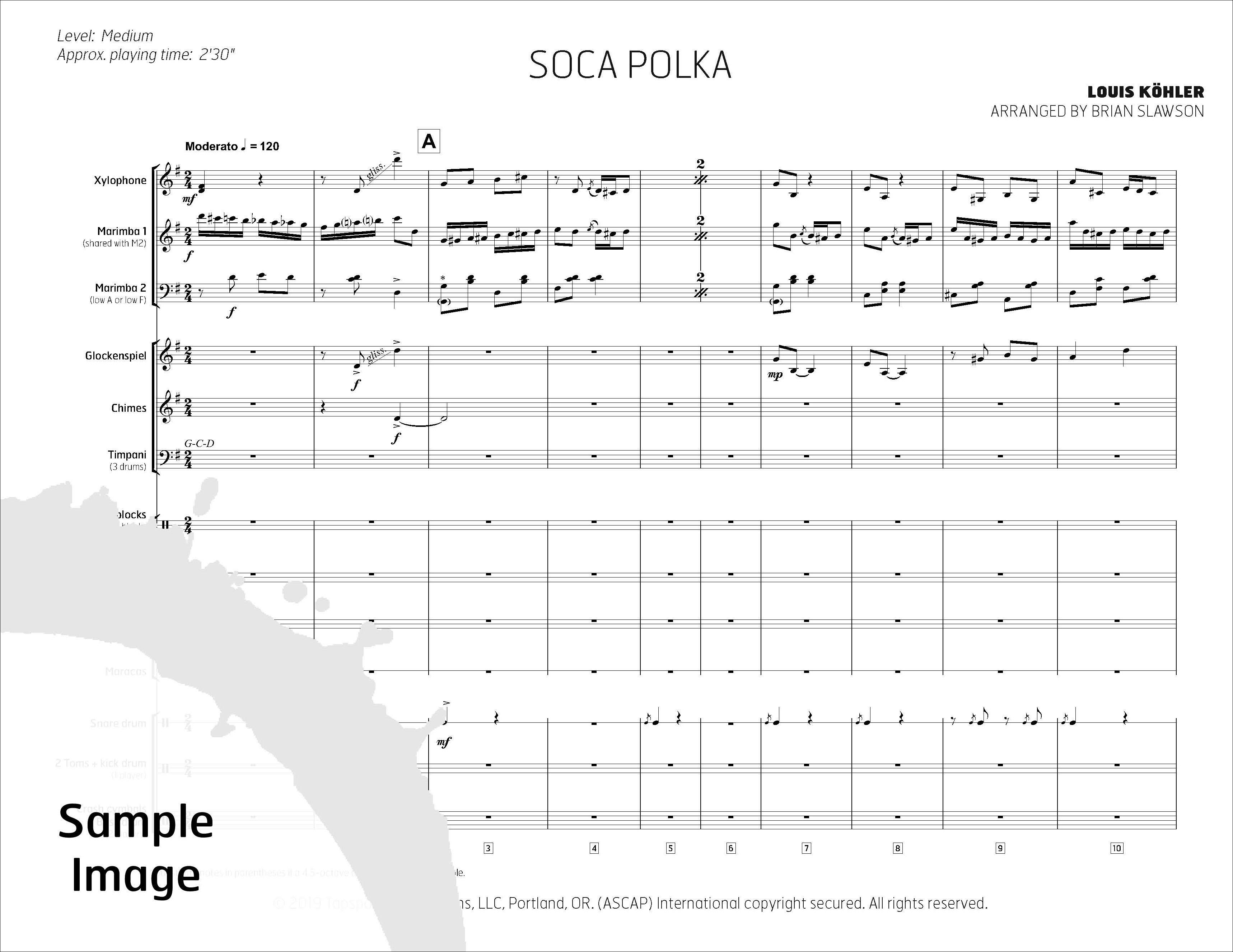 Soca Polka