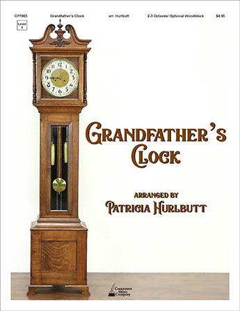 Grandfather's Clock  Thumbnail
