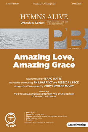 Amazing Love, Amazing Grace