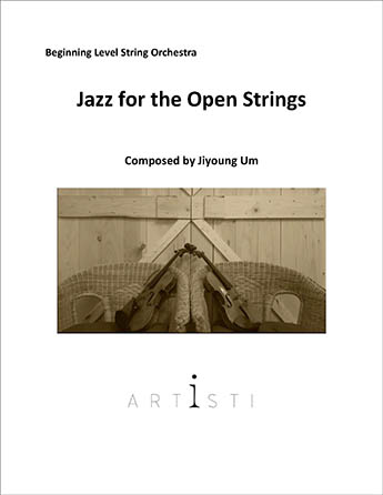 Jazz for the Open Strings