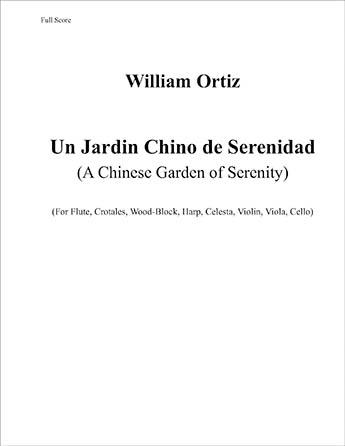 Un Jardin Chino de Serenidad