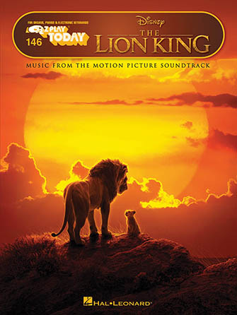The Lion King (2019) E-Z Play Today # 146