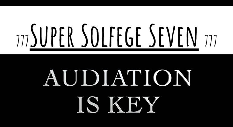 Super Sofege Seven!