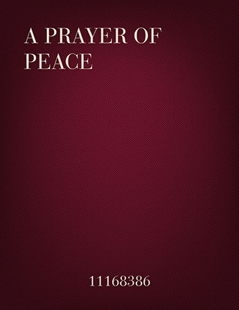 A Prayer of Peace