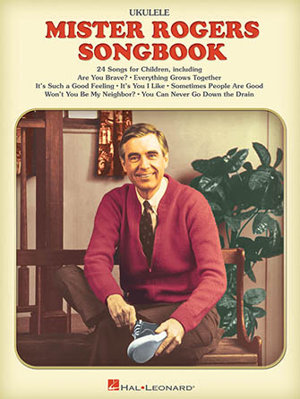 The Mister Rogers Songbook By Fred Rogers J W Pepper Sheet Music