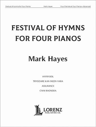Festival of Hymns for Four Pianos