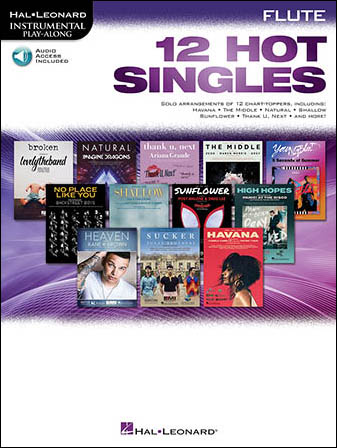 12 Hot Singles Cover