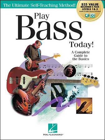 Play BassToday! All-In-One Beginner's Pack