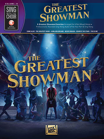 Sing With The Choir, Vol 16: The Greatest Showman