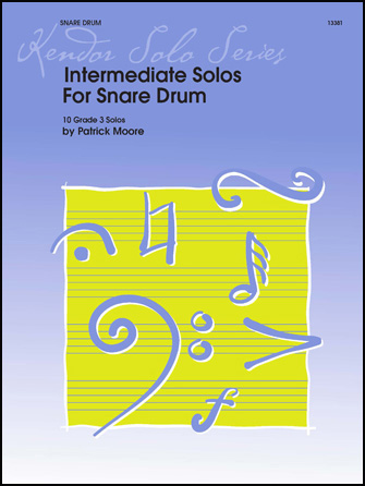 Intermediate Solos For Snare Drum