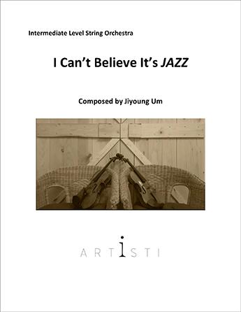 I Can't Believe It's Jazz
