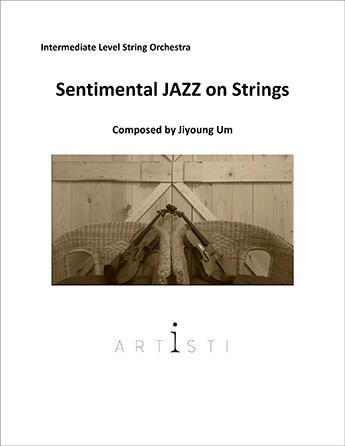 Sentimental Jazz on Strings