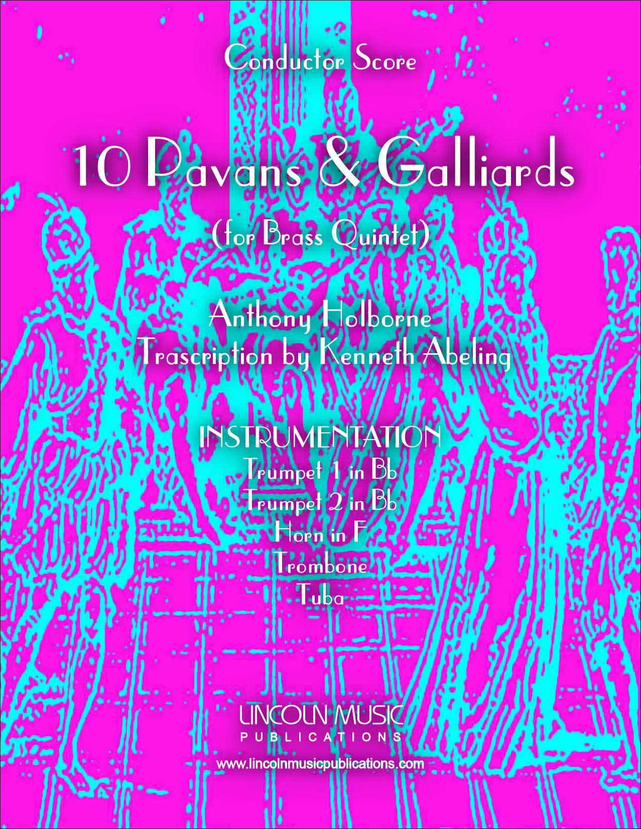 10 Pavans & Galliards