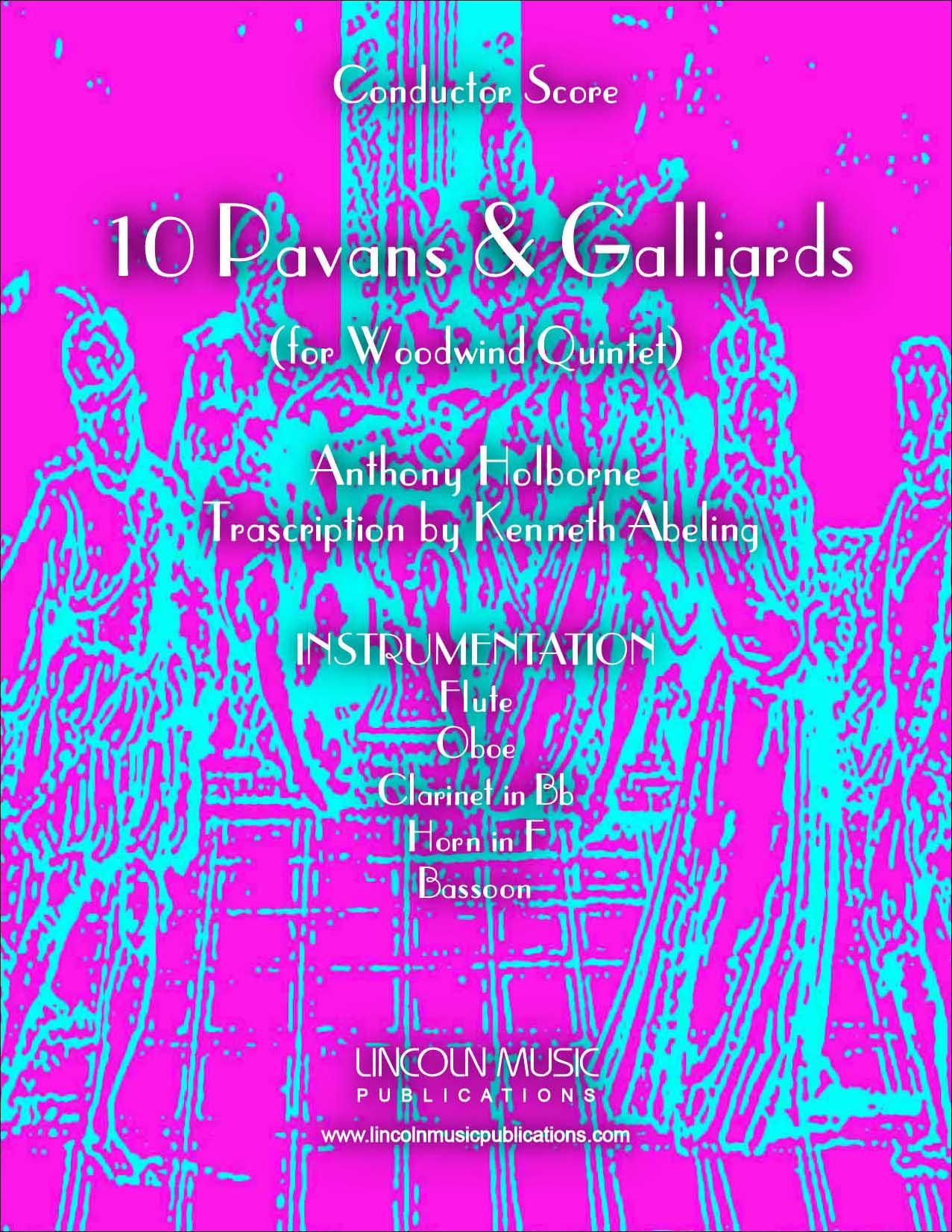 10 Pavans & Galliards