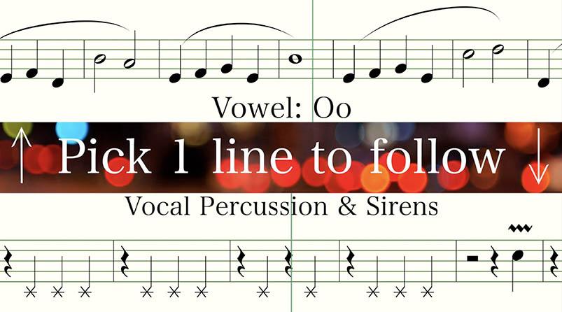 Choir Vocal Warmup Video #5