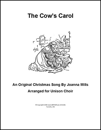 The Cows' Carol
