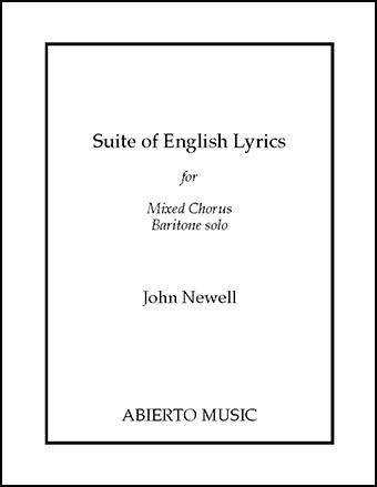 Suite of English Lyrics