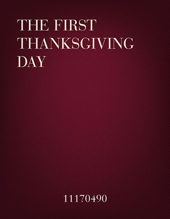 The First Thanksgiving Day