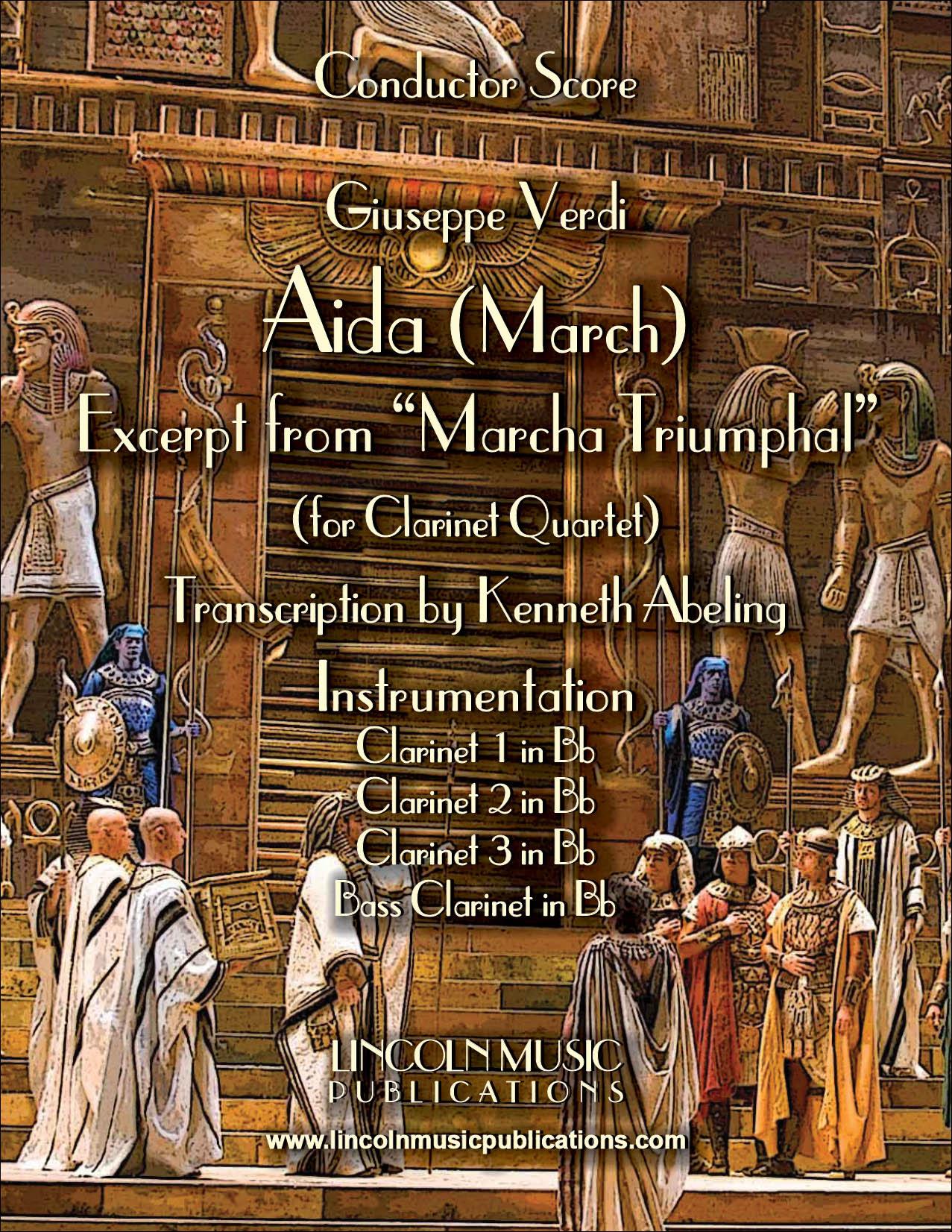 Aida  March
