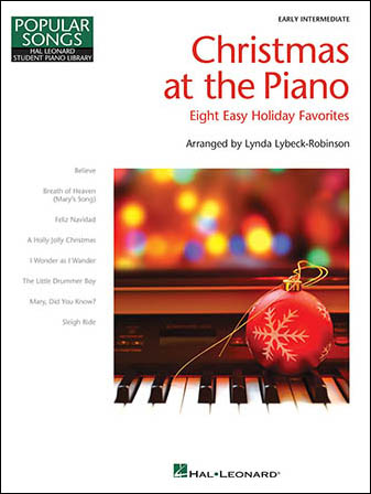Christmas At The Piano - Eight Easy Holiday Favorites