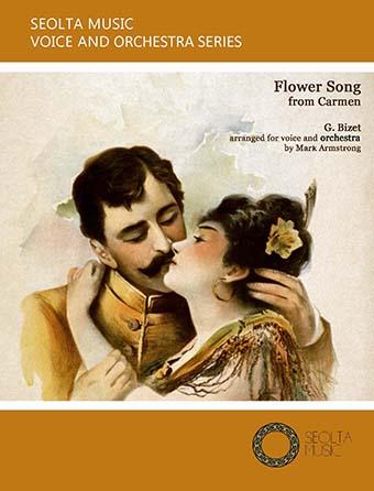 La fleur que tu m'avais jetee (Flower Song) from 'Carmen'