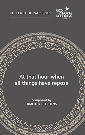 At That Hour When All Things Have Repose