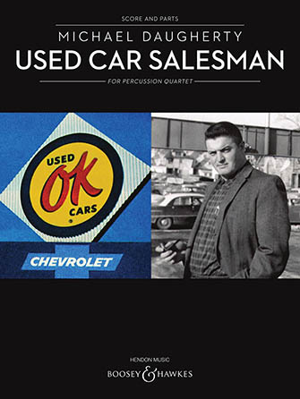 Used Car Salesman