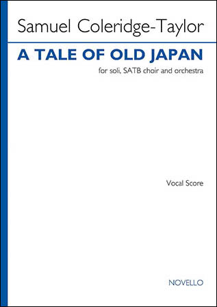 A Tale of Old Japan Vocal Score