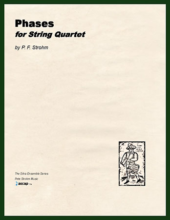 Phases for String Quartet