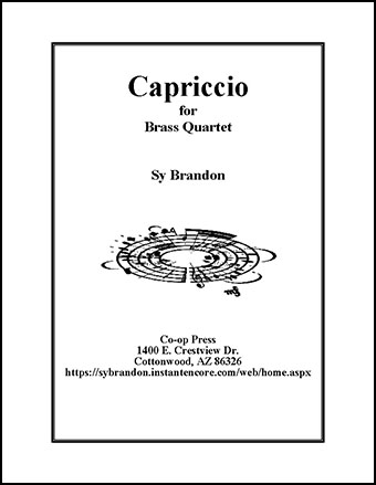 Capriccio for Brass Quartet