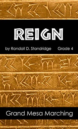 Reign marching band show cover