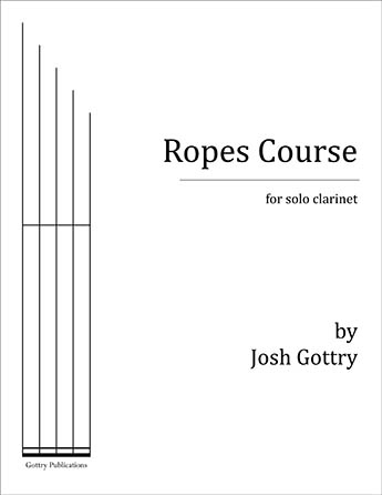 Ropes Course for Solo Clarinet