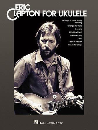 Eric Clapton for Ukulele