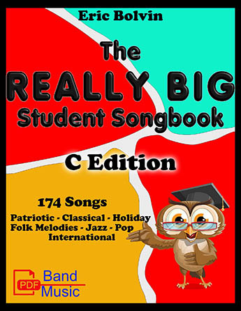 The Really Big Student Songbook