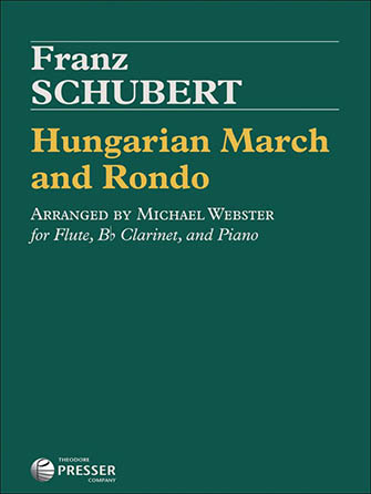 Hungarian March and Rondo Flute/Clarinet & Piano