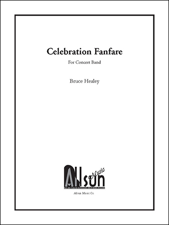 Celebration Fanfare for Concert Band