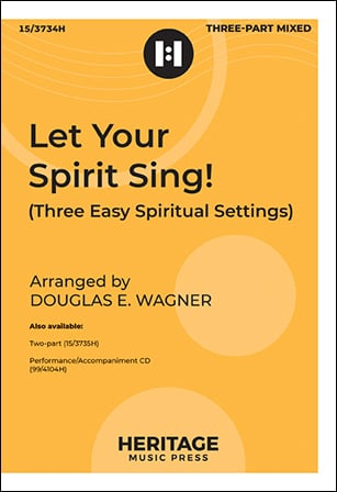 Let Your Spirit Sing!