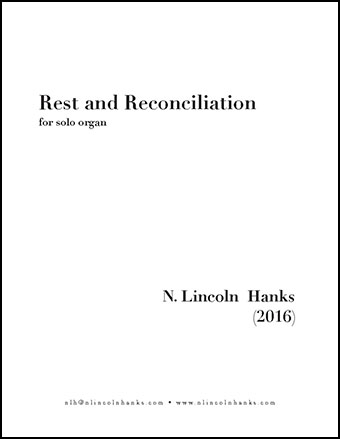 Rest and Reconciliation