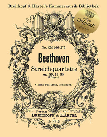 String Quartets, Op. 59, 74 & 95