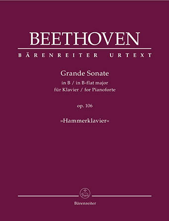 Grande Sonate in B-flat Major, Op. 106