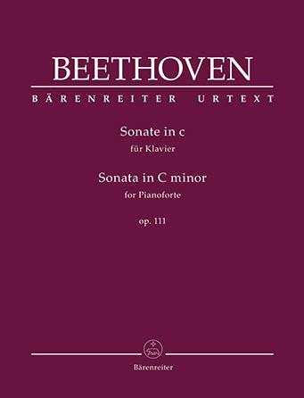 Sonata for Pianoforte in C minor, Op. 111